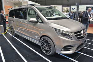 Mercedes V-ision e