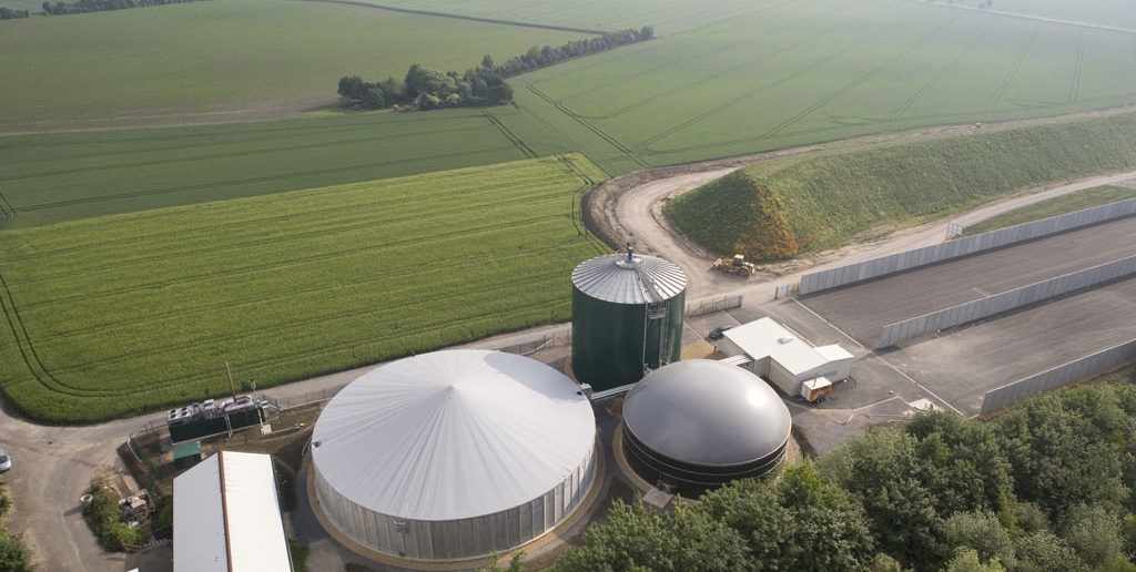 Biogasanlage Neurath