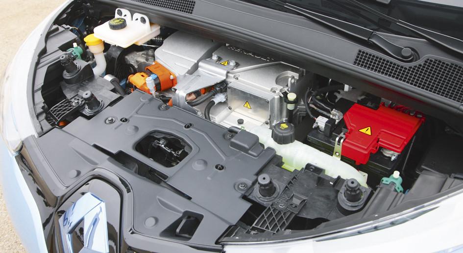 Renault ZOE Elektromotor