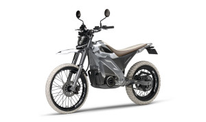 Yamaha-Studie PED2 Concept