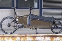 """Lange Zeit als """"funkiest and fastest cargo bike in the world"""" beworben: das Bullitt von larry vs harry aus Kopenhagen – jetzt optional mit Shimano-Antrieb."""