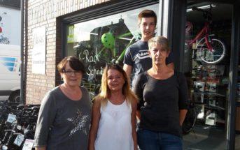 Frauenpower fürs Bike bei Fahrrad Boecker