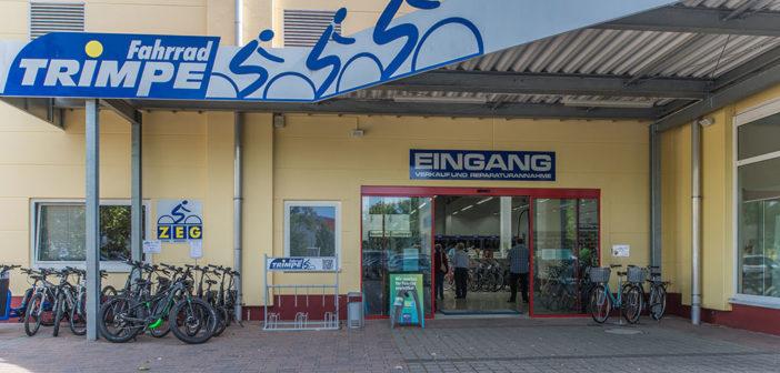 Fahrrad Trimpe investiert in E-Bike-Verleih