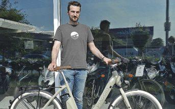 In dem achtköpfigen Team von Moto Mallek ist Jens Kruse der Experte für Wi-Bikes.
