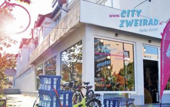 Individuelle Bike-Anpassung ganz nach Kundenwunsch hat sich City Zweirad auf die Fahnen geschrieben.