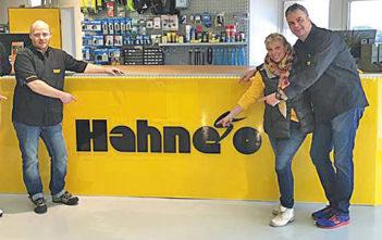 Sascha Schindler, Christian Schulze sowie Anke und Marc Katholing (v.l.) setzen auf individuelle Kundenberatung.