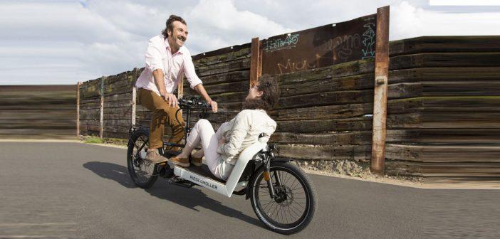 Cargo-Bike  Neuheiten 2017