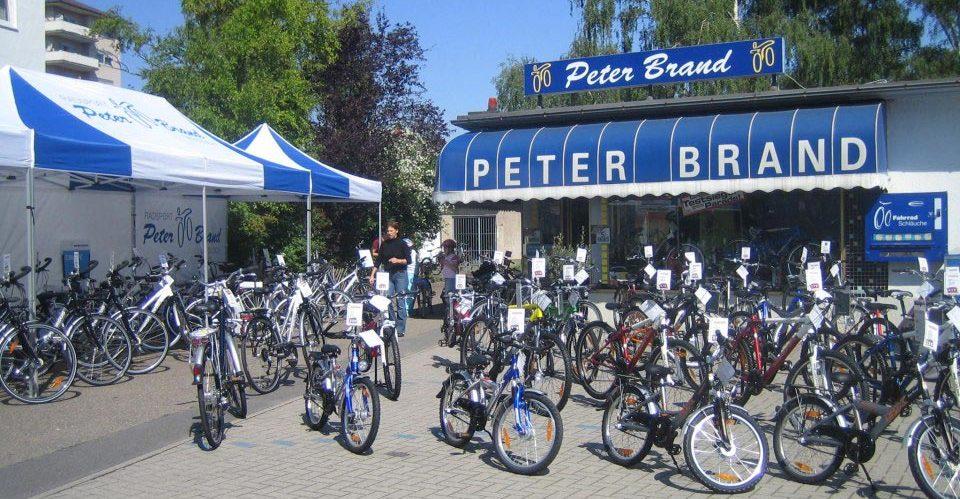 Leistungssportbekleidung große Vielfalt Stile beste Turnschuhe 69168 Wiesloch: Radsport Peter Brand