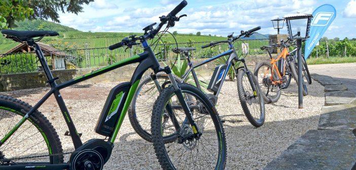 Neue Fischer E-Bikes 2018