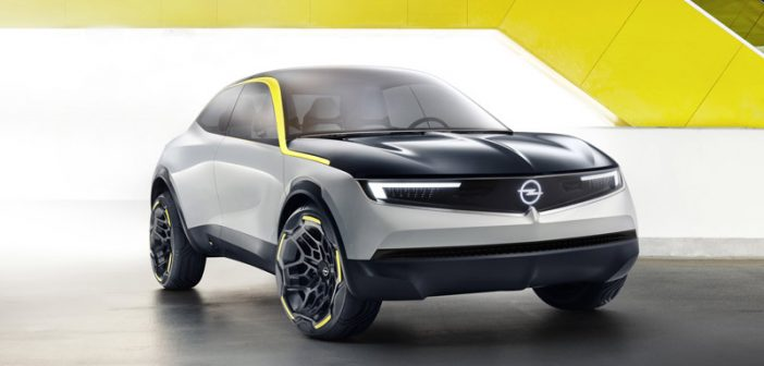 Feature: Opel GT X Experimental