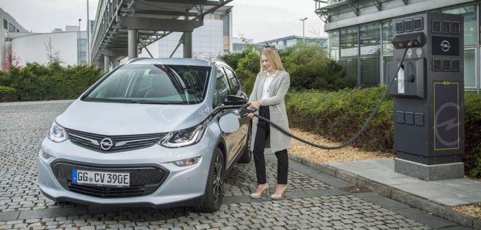 Opel-Entwicklungszentrum bekommt 160 Ladesäulen