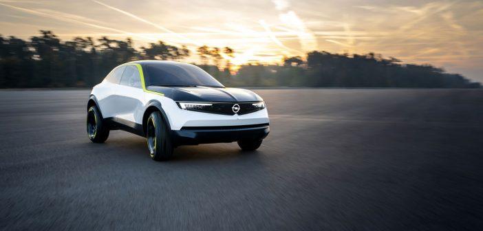 Concept Car Opel GT X Experimental