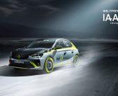 Weltneuheit Opel Corsa-e Rallye