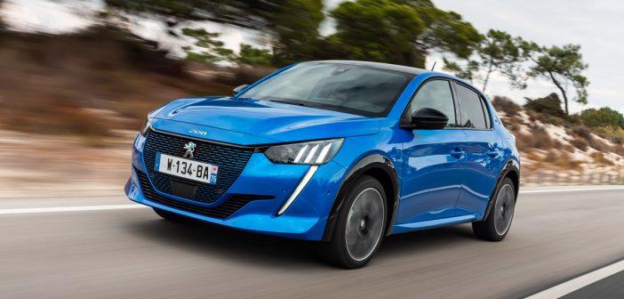 Fahrbericht: Peugeot e-208