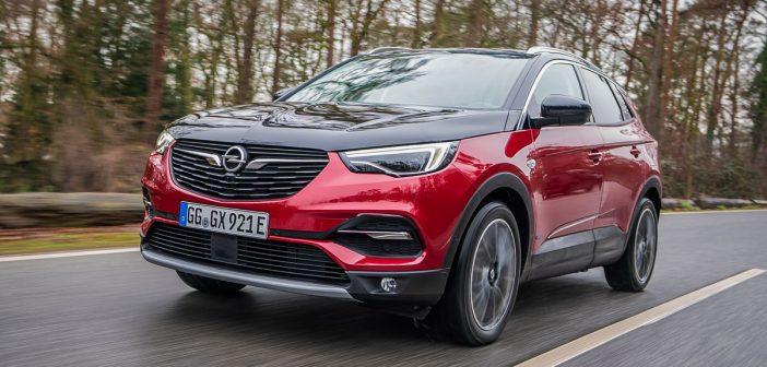 Fahrbericht: Opel Grandland X Hybrid4