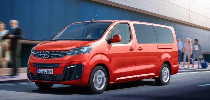 Neuheiten: Opel Zafira-e Life und Vivaro-e