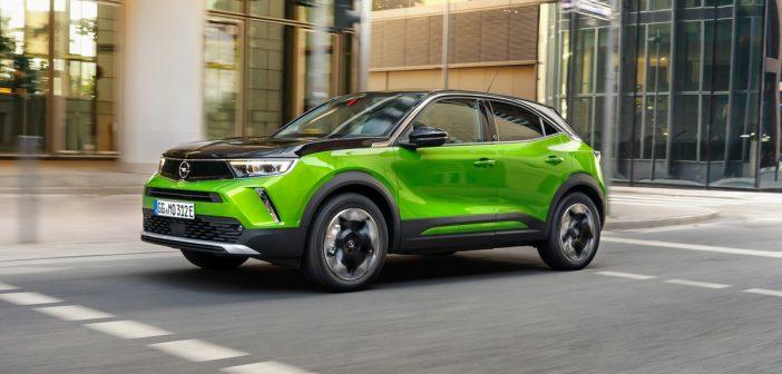 Probefahrt: Opel Mokka-e