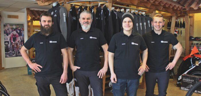 """65830 Kriftel: 4:Riders GmbH: """"Für uns ist Fahrradfahren nicht nur ein Sport, es ist eine Leidenschaft!"""""""