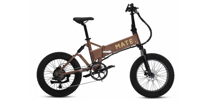 Präsentation: MATE X 250 W