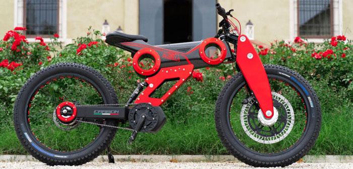 Präsentation: Moto Parilla Series 2 SUV E-Bike
