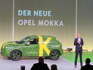 Special-E@Rüsselsheim - Opel Mokka-e - Präsentation - Impressionen - Alternative Mobilität- watch out: www.Special-E.de
