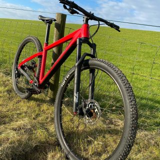 New Arrival @ Special-E Presse-Pool: Ghost Nirvana Tour - MTB Hardtail im Praxis-Check - watch out: www.Special-E.de