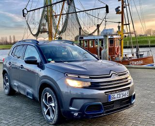 New Arrival @ Special-E Presse-Pool: Citroën C5 Aircross SUV Hybrid im Praxis-Check - watch out: www.Special-E.de